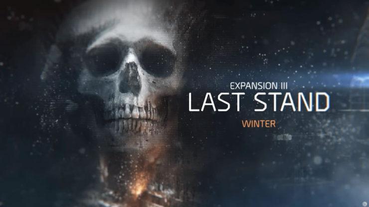 Division(ディビジョン)第3弾拡張パック「ラストスタンド」の字幕説明付きトレーラーが公開!